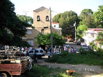 Katholische Kirche in Sosua Los Charamicos