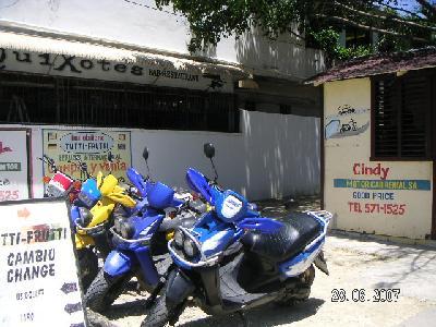 Motorrad Verleih in Sosua