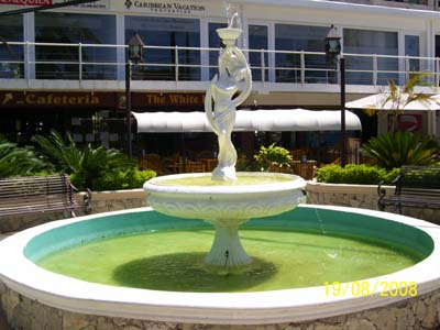 Brunnen in Sosua
