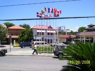Parque las banderas