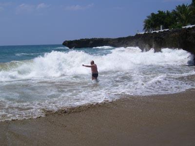 Playa Chiquita Strand