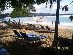 Semana Santa 2008 Strandliegen