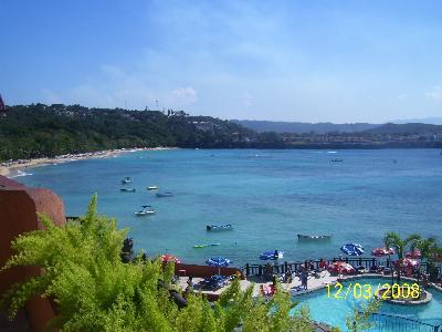 Blick auf die Bucht von Sosua