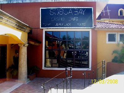 Eingang Sosuabay Casino