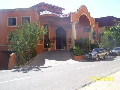 Haupteingang Sosuabay Resort